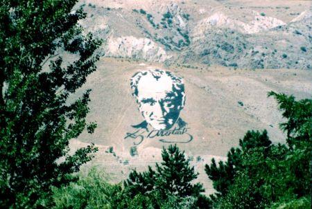 Atatürk\'ün portresi, Erzincan